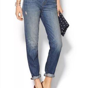 J Brand Jake Adored slim boyfriend jeans size 29